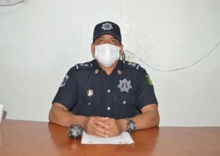 Toma protesta nuevo director de seguridad pública municipal de Jalapa