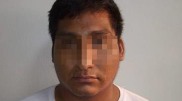 Detienen a sujeto acusado de abusar de sus dos menores hijastras en Cunduacán