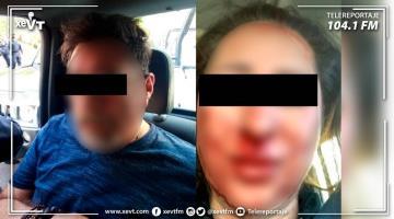 Detienen a exdiputado del EdoMex por agredir a su esposa en la vía pública