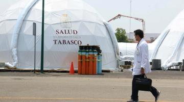 Confirman en Tabasco 200 nuevos contagios de COVID-19; la cifra impone otro nuevo récord