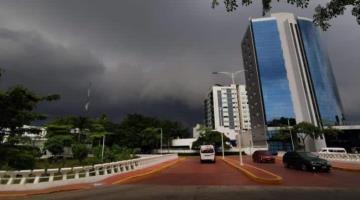 Pronostican lluvias de hasta 150 mm en Tabasco