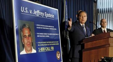 Anonymous reaparece con lista negra de famosos vinculados con el depredador sexual Jeffrey Epstein