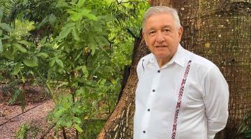 """""""No coman ansias"""", le dice AMLO a quienes quieren que se vaya del gobierno"""