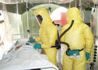 Declaran en el Congo nuevo brote de ébola