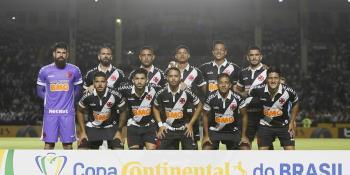 Dan positivo 16 futbolistas del Vasco de Gama