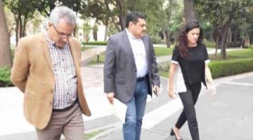 Exige PRD auditoría y destitución de Javier May