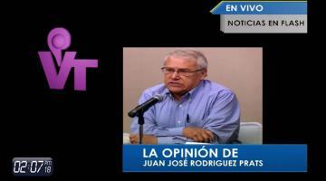 La opinión Juan José Rodríguez Prats