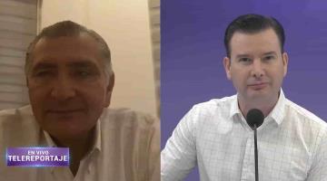 Difiere Adán Augusto con López-Gatell, sobre rebrote de COVID en Tabasco