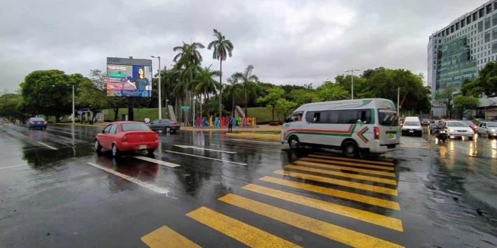 Levantan restricción vehicular en cuatro puntos de la ciudad de Villahermosa