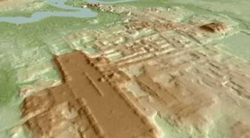 Descubren en Tabasco la estructura ceremonial más antigua de la cultura maya