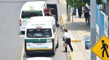 """Hasta el lunes entrará en vigor el """"Hoy No Circula"""" para el transporte público en Tabasco: SEMOVI"""