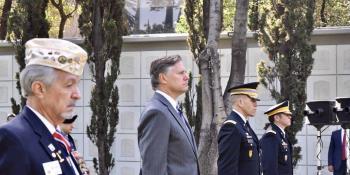 Agradece embajada de Estados Unidos la protección de la policía de la CDMX durante ataque violento