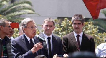 Sugiere Cuauhtémoc Cárdenas a AMLO diferir sus ´megaobras´ y destinar los recursos para atender el COVID-19