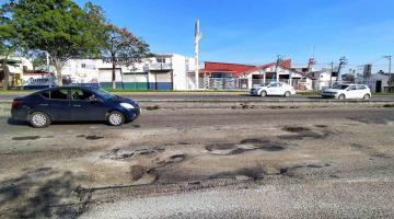 Lluvias dejan estragos en Ruiz Cortines; hay tramos en muy mal estado