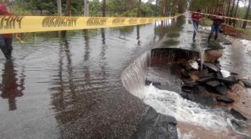 Dejará Onda tropical 3 lluvias en La Sierra, Los Ríos y Villahermosa: Protección Civil