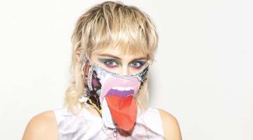 Llama Miley Cyrus a mandatarios europeos a unirse para garantizar tratamientos contra el COVID-19
