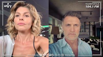 Itatí Cantoral y Juan Soler dan positivo a coronavirus