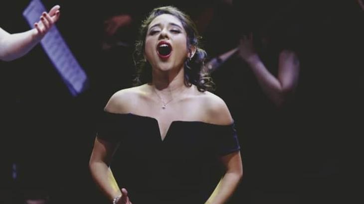 Impartirá Ana Paula Malagón clases de canto gratuitas en línea