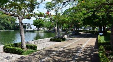 Parques, jardines y fuentes, listos para la nueva normalidad