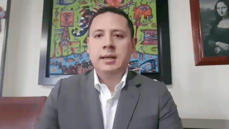 """""""No necesitamos un guardián de las elecciones"""", revira PRD a AMLO"""