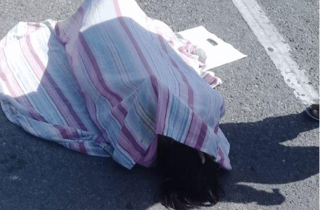 Atropellan a mujer en la carretera Comalcalco-Paraíso