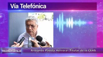 Lamenta titular de CEAS deceso de Ramiro Olivé Canepa
