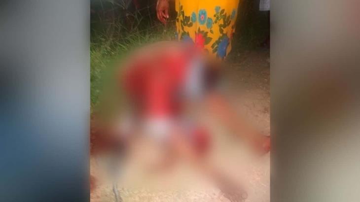 Muere presunto delincuente en Comalcalco; le cortan las manos