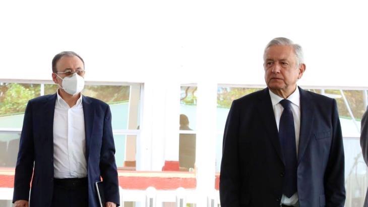 """""""Durazo es de primera"""" asegura AMLO; evita opinar más sobre aspiraciones de éste a la gubernatura de Sonora"""