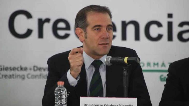 Mensaje de AMLO de ser guardián de las elecciones va dirigido a los servidores públicos: INE