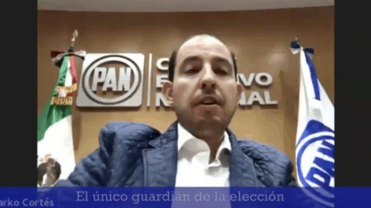Que López Obrador se ocupe en dar resultados, exige el PAN tras su dicho de que será guardián de las elecciones