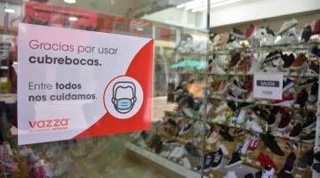 Con estrictos protocolos sanitarios, comercios no esenciales reinician actividades en Tabasco