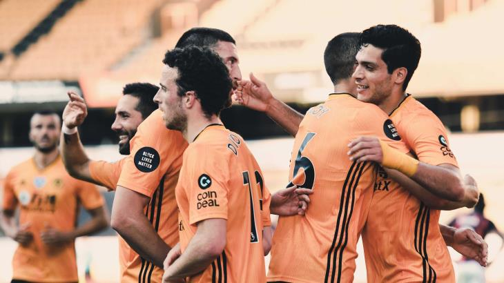 Pide Wolverhampton 100 millones por Raúl Jiménez