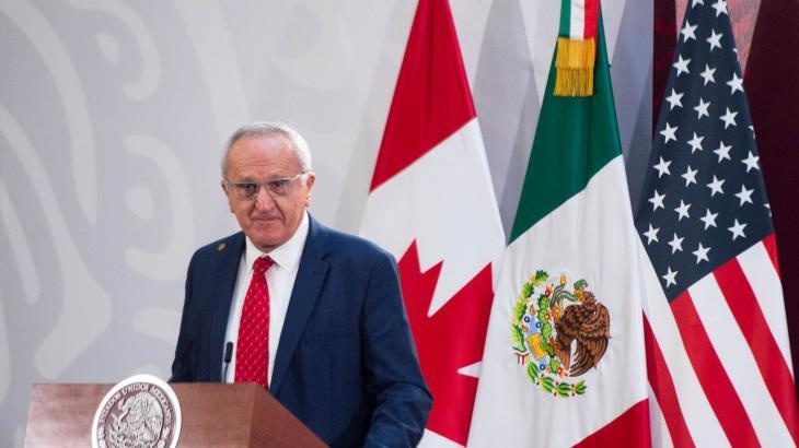 Afirma Obrador que Jesús Seade fortalecería al OMC y no estaría subordinado a ninguna potencia