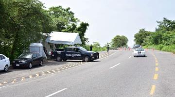 Filtros sanitarios de Villahermosa siguen instalados pero sin supervisar a vehículos