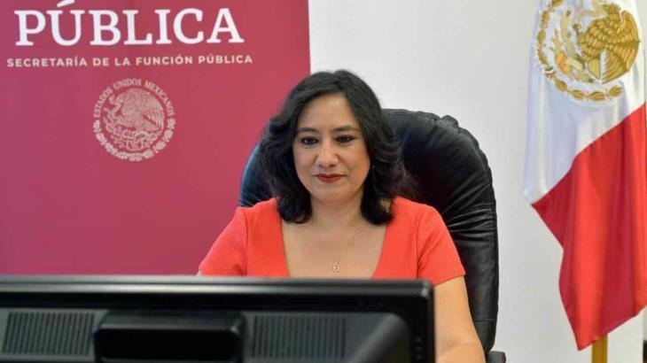Denuncia Irma Eréndira Sandoval campaña de violencia política de género en su contra