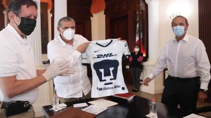 Con la llegada de Pumas, tabasqueños tendrán mejor oportunidad de llegar a la Liga MX: Humberto Hurtado