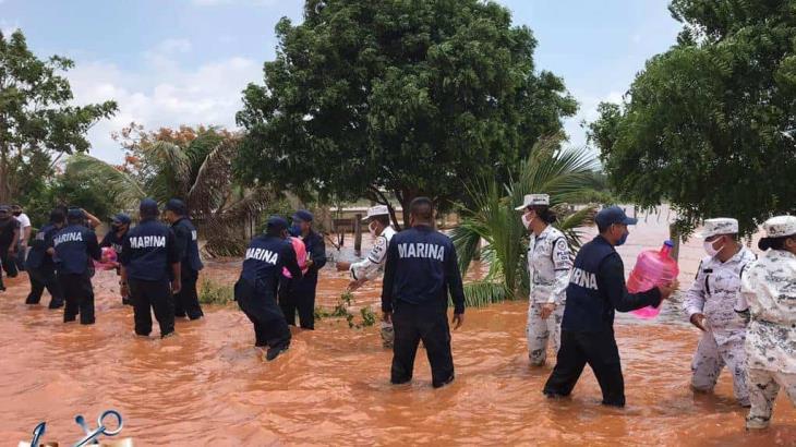 Investiga SEMAR a 6 elementos por presunto abuso de autoridad en Dos Bocas