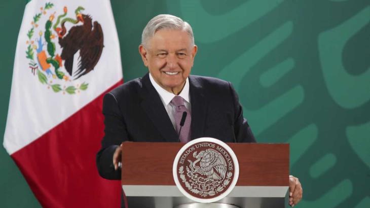 Insiste AMLO en no estar solo... asegura tener el apoyo de millones de mexicanos