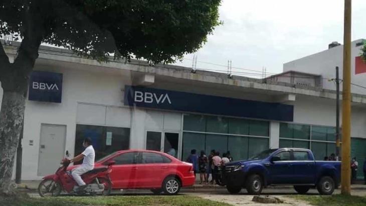 Roban 200 mil pesos a empresario que retiró de Bancomer en Huimanguillo