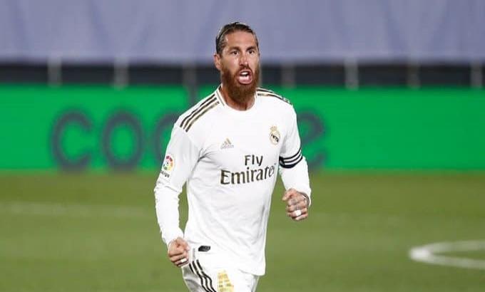 Los árbitros ayudan y el VAR también: Sergio Ramos