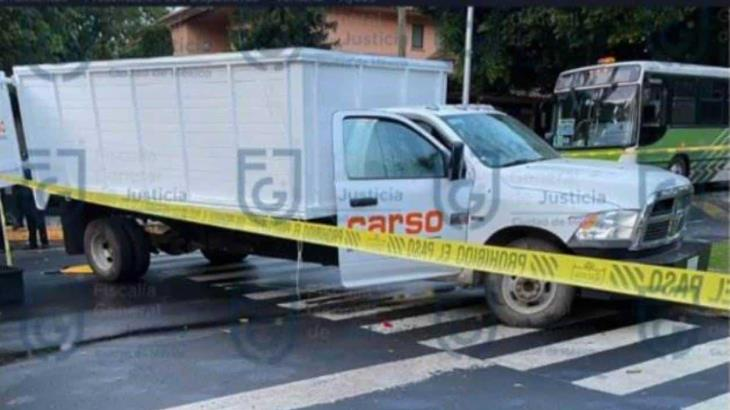 Se deslinda Grupo Carso de camión utilizado en ataque a García Harfuch