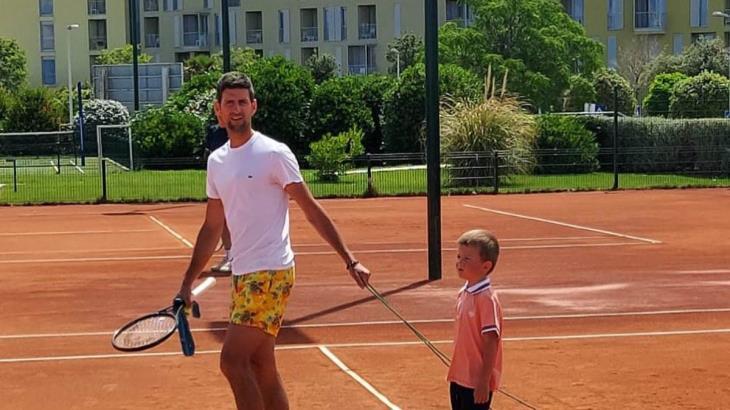 'Nuestro comportamiento fue un error': Thiem sobre torneo de Djokovic
