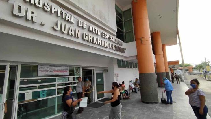 Dona Huawei sistema auxiliar de diagnóstico de COVID-19 al Hospital Juan Graham