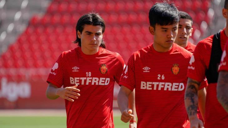Selección Mexicana buscará ´fichar´ a Luka Romero: Aguirre