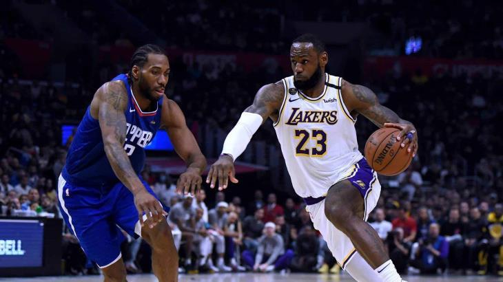 Testean a jugadores de la NBA; salen 16 positivos a COVID-19