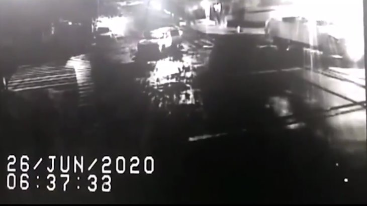 Difunden videos e imágenes del ataque cometido contra el titular de la SSYPCCDMX