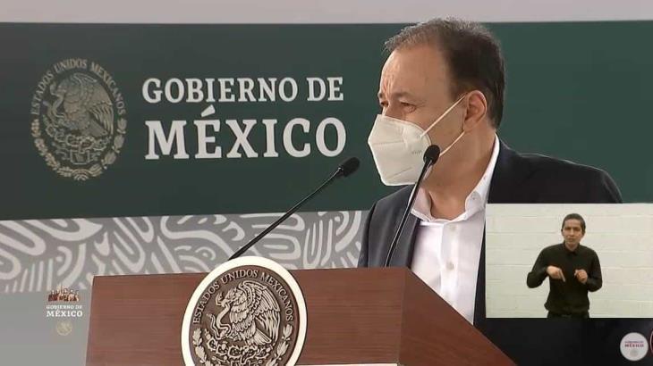 Confirma Alfonso Durazo que varios funcionarios habían recibido amenazas