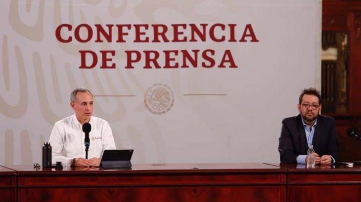 Termómetros utilizados para medir la temperatura en esta epidemia no afectan la salud de los ciudadanos: López-Gatell