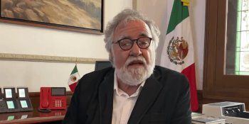 Celebra Adán Augusto nombramiento de Humberto Mayans en consejo de administración de PEMEX