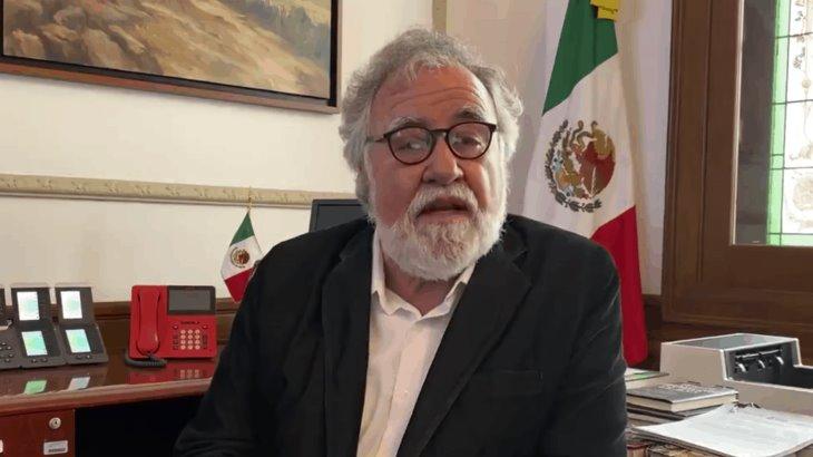Asegura Alejandro Encinas que gobierno federal no será cómplice, ni encubridor de quien incurra en tortura